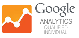 Google Analytics certifikat